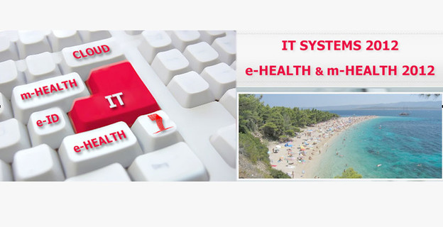 IT Systems 2012, e-Health and m-Health 2012