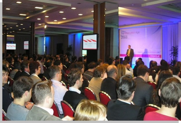 Oracle Day: The Information Age