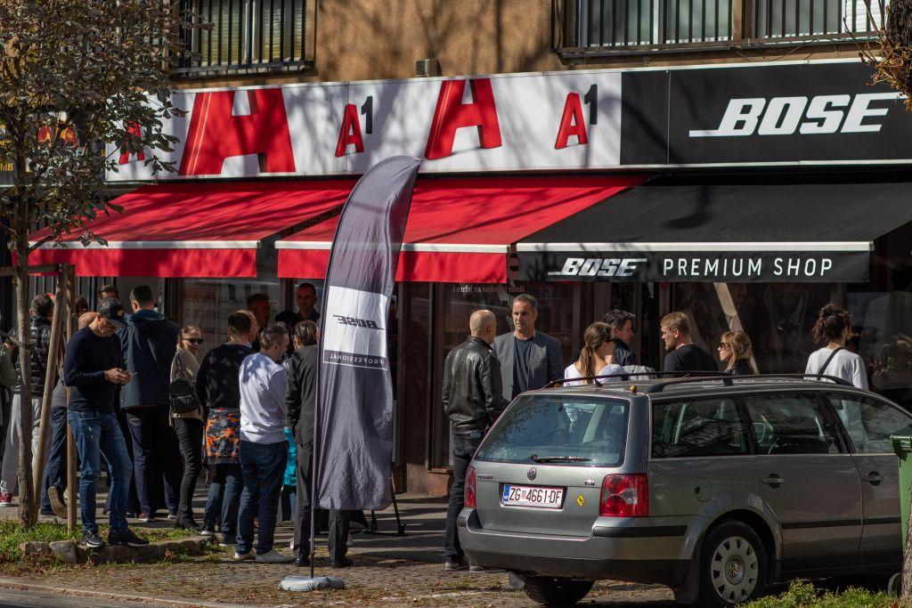 Otvoren prvi Bose Premium Store u Hrvatskoj