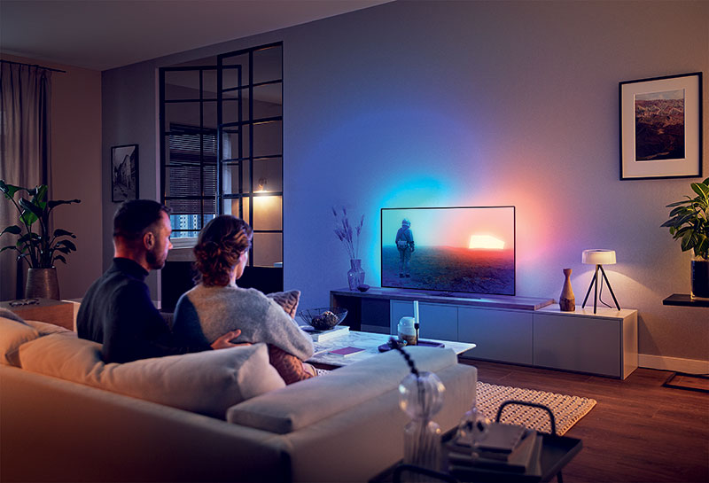 Image result for philips ambilight
