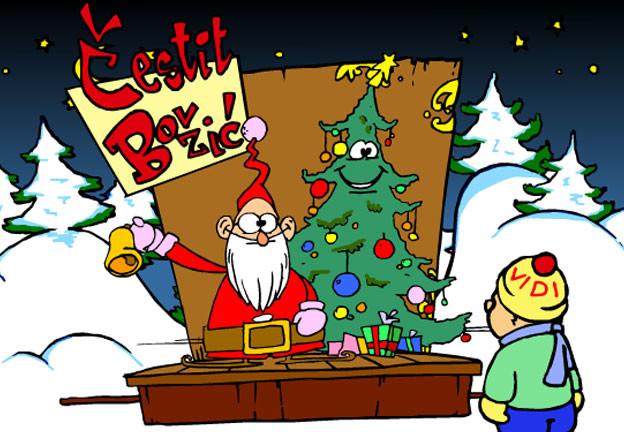 besplatne čestitke za božić i novu godinu Čestitajte Božić i Novu godinu e razglednicama / Lifestyle  besplatne čestitke za božić i novu godinu