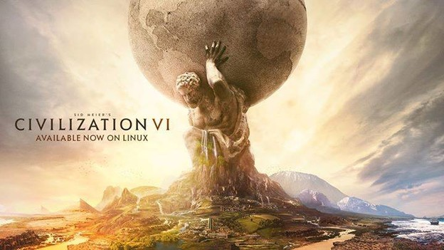 VIDEO: Civilization VI za Linux i SteamOS