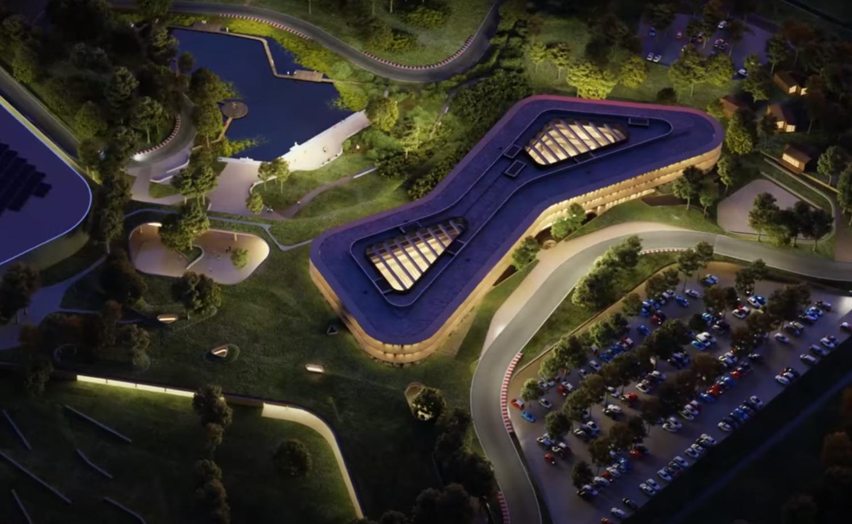 VIDEO: Ovo je novi kampus Rimac Automobila