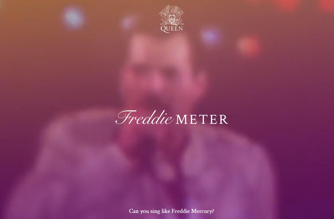 AI uspoređuje vaš glas s Freddijem Mercuryem