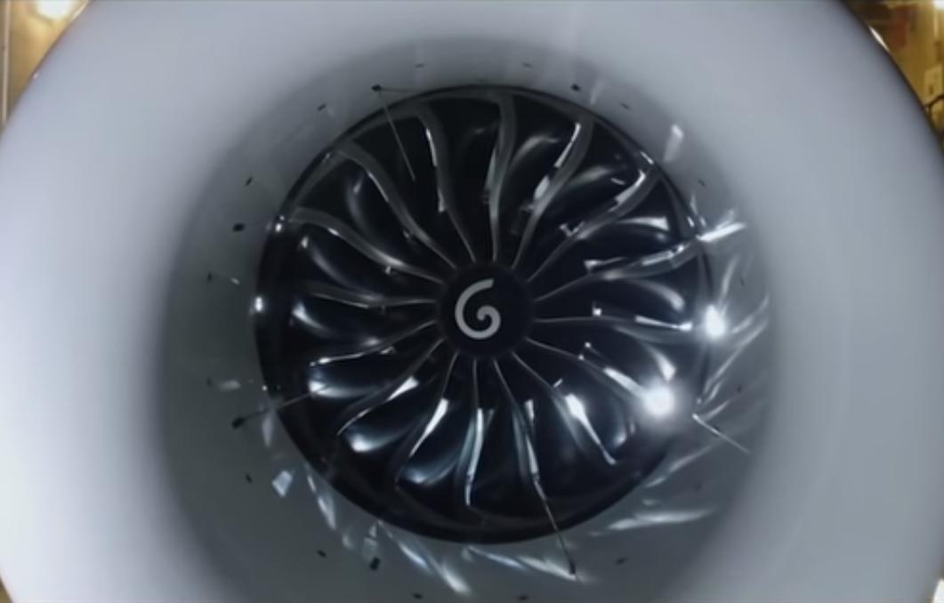 FAA odobrio najveći mlazni motor na svijetu