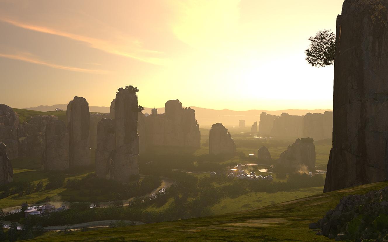Stiže Star Wars: Galaxy Edge VR igra