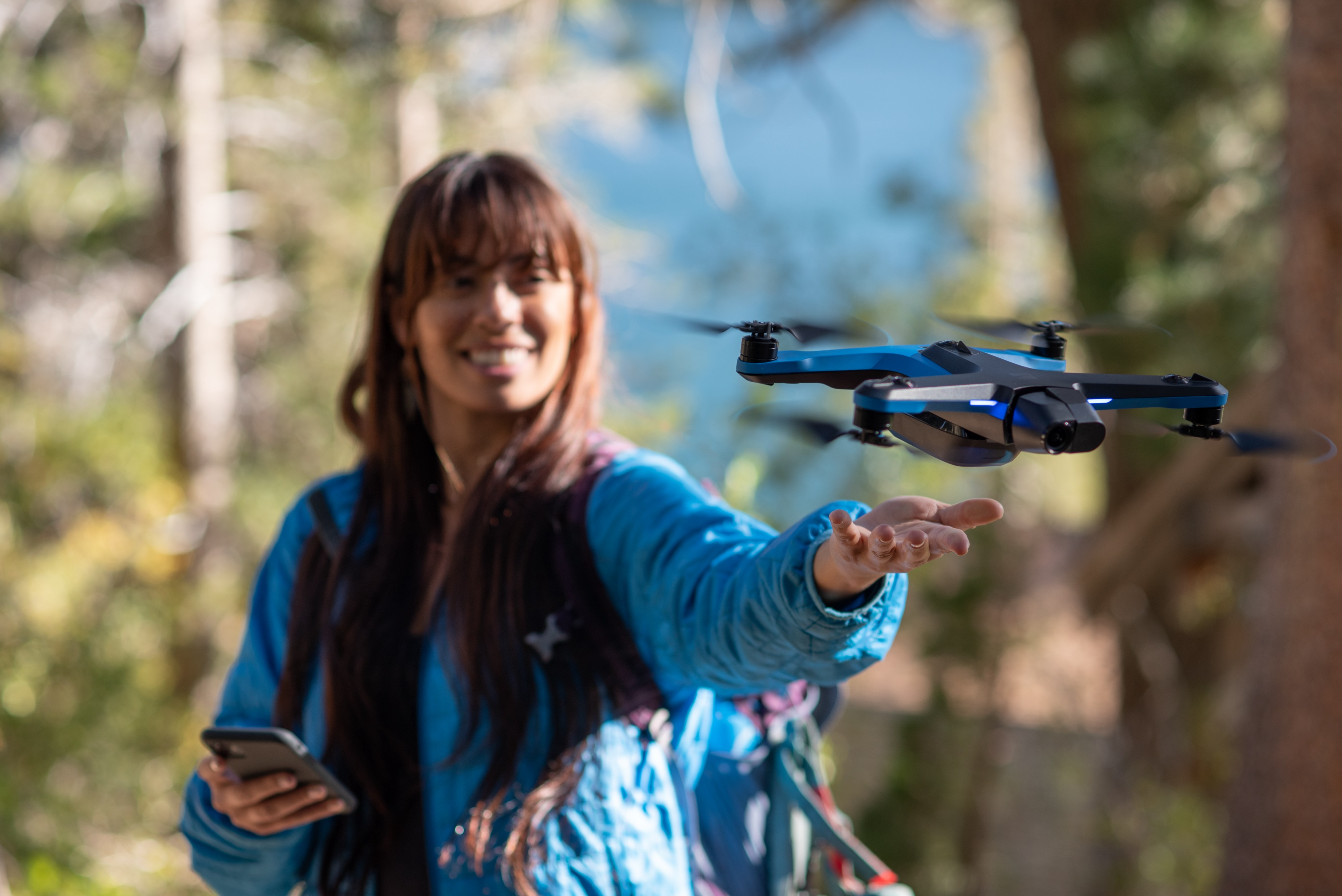 VIDEO: Autonomni dron koji se ne može slupati