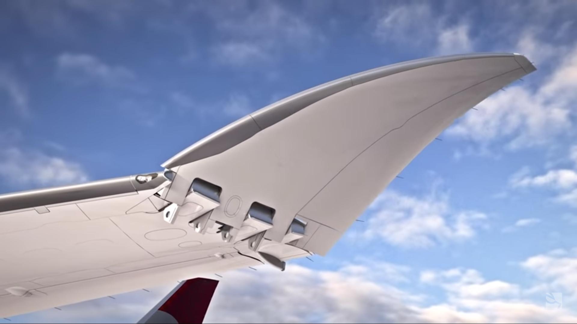 VIDEO: FAA odobrio Boeing 777x s preklopnim krilima