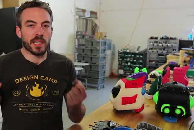 Video: MakerBotovi 3D isprintani roboti