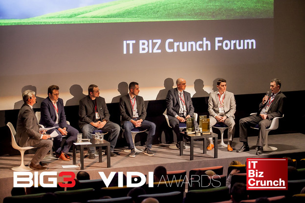 BIG3 IT Biz Crunch forum: Studente mogu zadržati projekti