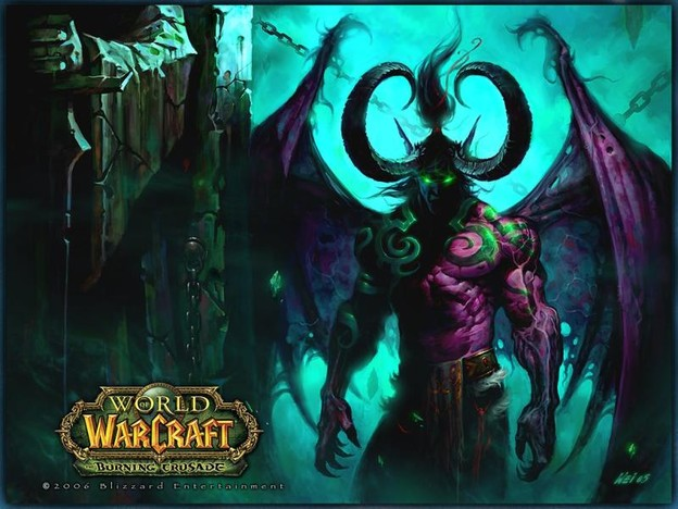 Hakirani accounti igrača World of Warcrafta