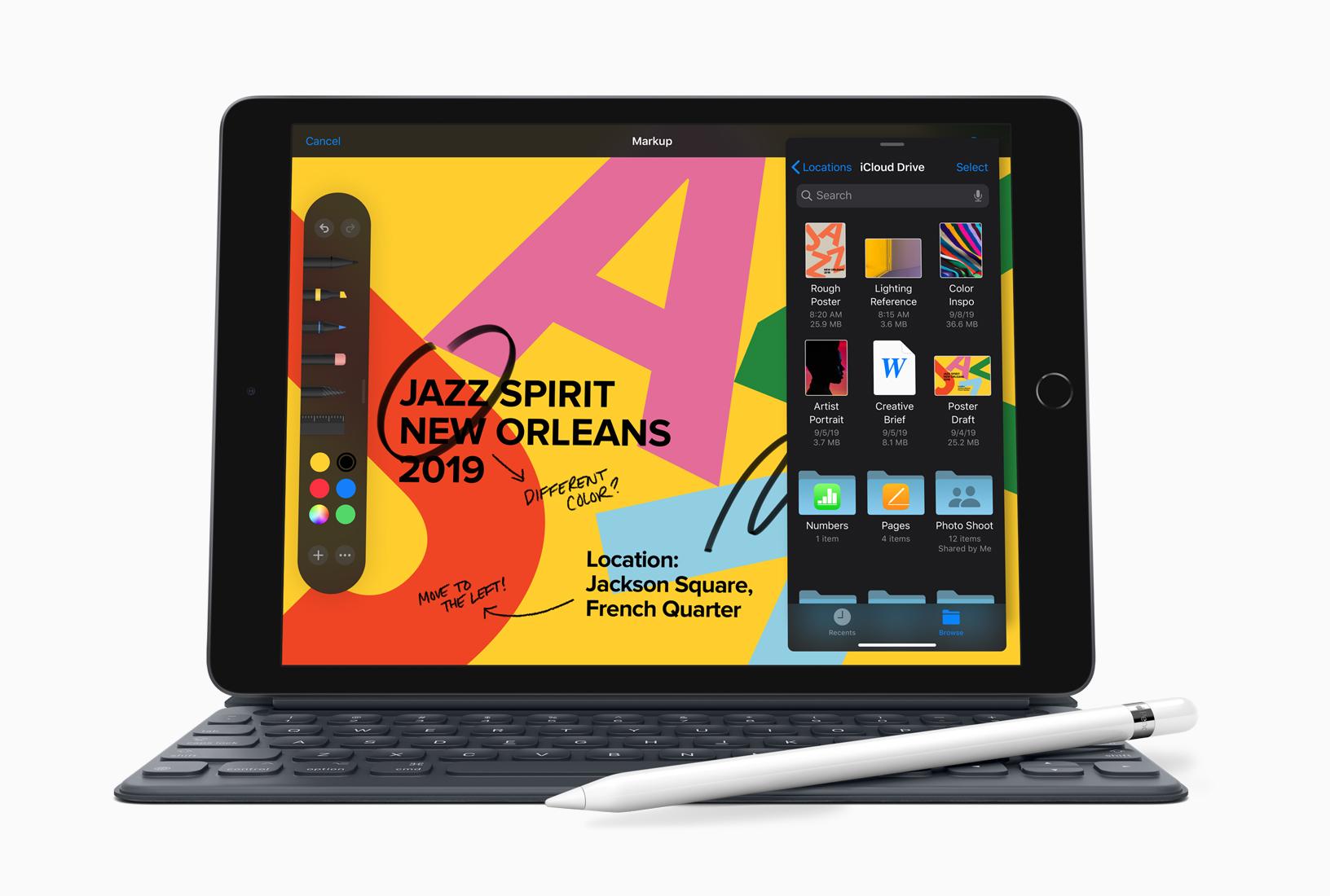 Novi iPad s podrškom za Smart Keyboard pune veličine