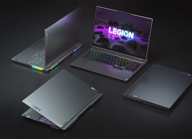 QHD 165 Hz zaslon u Lenovo Legion gaming laptopima