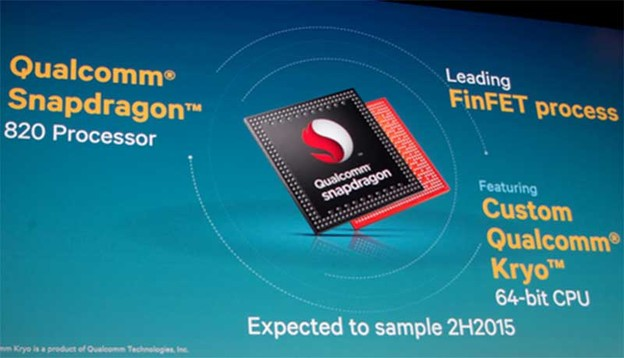 Qualcomm predstavio Snapdragon 820 SoC