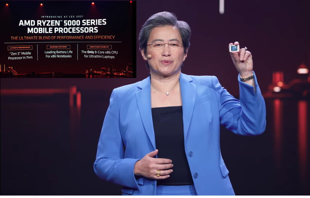 VIDEO: AMD ima najjače gaming procesore za laptope