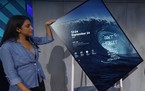 VIDEO: Demonstracija Microsoft Surface Hub 2 ploče