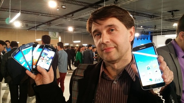 VIDEO: Ekskluzivni test - Samsung Galaxy S5
