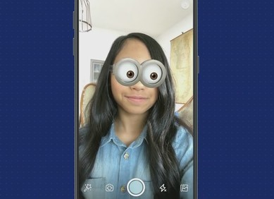 VIDEO: Facebook lansira AR Camera Effects platformu