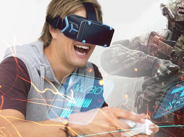 Εικονική πραγματικότητα με Fibrum VR Headset, στα Public!