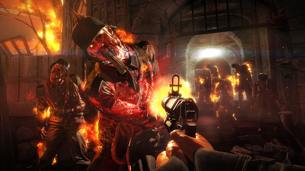VIDEO: Sat gameplaya Wolfenstein: The Old Blood