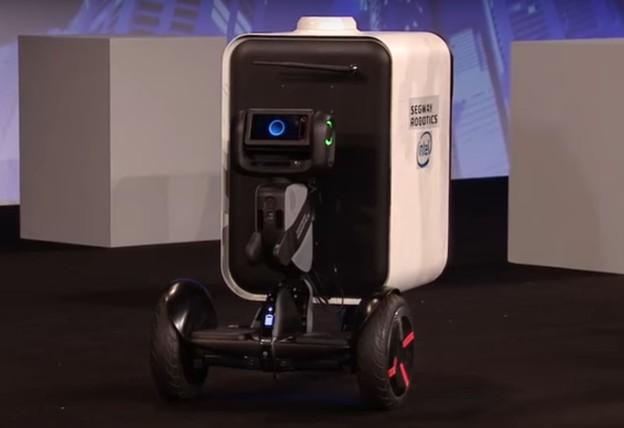 Segway predstavio dostavnog robota