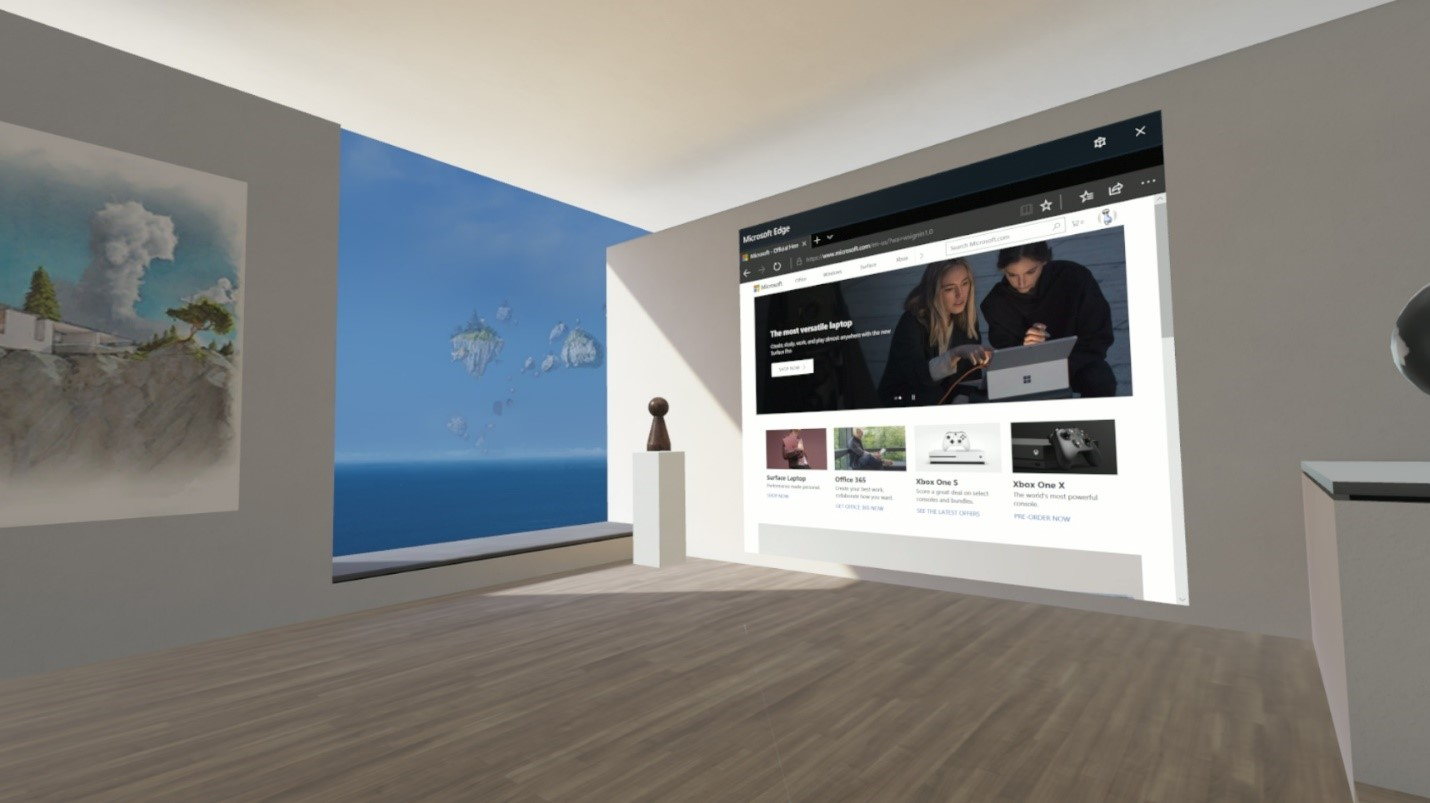 VIDEO: WebVR stiže s Windows 10 Fall Creators nadogradnjom