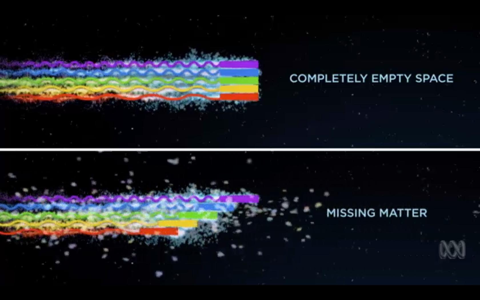 Astronomi pronašli nedostajuću tvar svemira