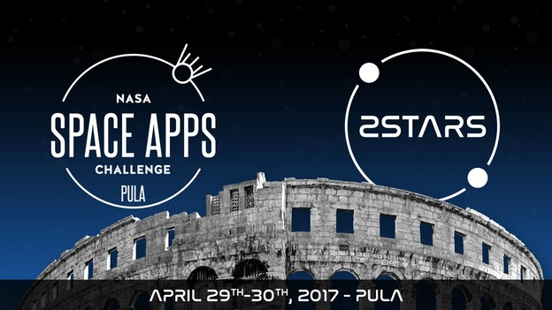 Dođite u Pulu na NASA Space Apps Challenge 2017