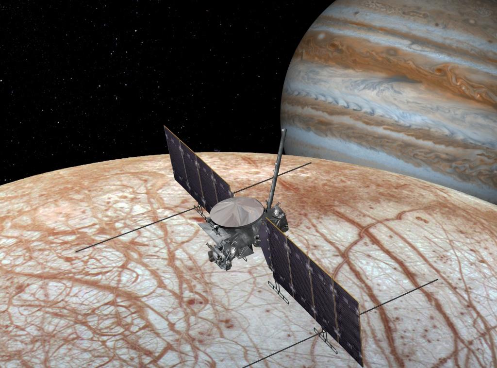 NASA: Potvrđena misija na Jupiterov mjesec Europu