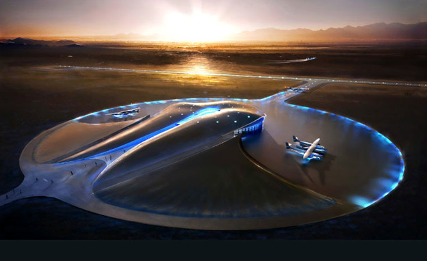 Otvoren Spaceport America