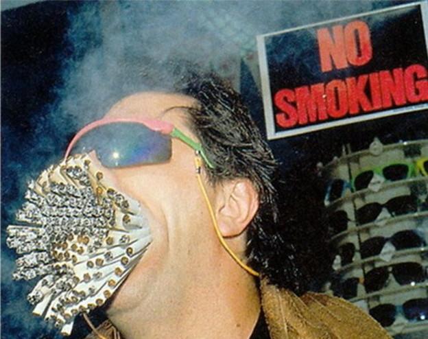 Zabrana pušenja u Španjolskoj